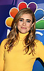 Melissa Roxburgh of &quot;Manifest&quot; attends the NBC New York Fall Junket on September 6, 2018 at The Four Seasons Hotel in New York, New York, USA. <br /> <br /> photo by Robin Platzer/Twin Images<br />  <br /> phone number 212-935-0770