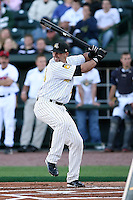 June 16th 2008:  Sean Coughlin of the South Bend Silver Hawks, Class-A affiliate of the Arizona Diamondbacks, during the Midwest League All-Star Home Run Derby at Dow Diamond in Midland, MI.  Photo by:  Mike Janes/Four Seam Images