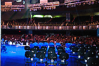 SÃO PAULO-SP-11.11.2014-PRÊMIO JOVEM BRASILEIRO 2014 -Back Stage durante o Prêmio Jovem Brasileiro 2014 no Palacio das convenções do Anhembi.Região norte da cidade de São Paulo na noite dessa terça-feira,11(Foto:Kevin David/Brazil Photo Press)