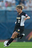Kristy Whelchel of the Power. The Atlanta Beat and the NY Power played to a 1-1 tie on 7/26/03 at Mitchel Athletic Complex, Uniondale, NY..