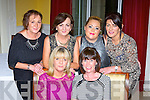 Tralee Ladies celebrating Christmas in the Dromhall Hotel Killarney on Saturday night front row l-r: Mary Doyle, Mary Ryle. Back row: Pat Enright, Brenda Kerins, Rita Greenssmith, and Christine Roche