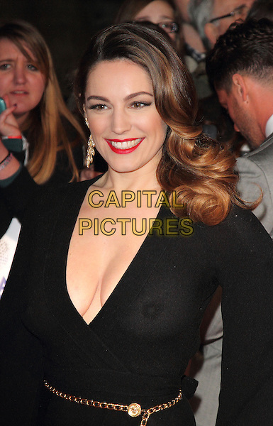 LONDON, ENGLAND - JANUARY 22: Kelly Brook at the National Television Awards 2014, The O2, Jodie Whittaker Square, on Wednesday January 22, 2014 in London, England, UK.<br /> CAP/ROS<br /> &copy;Steve Ross/Capital Pictures