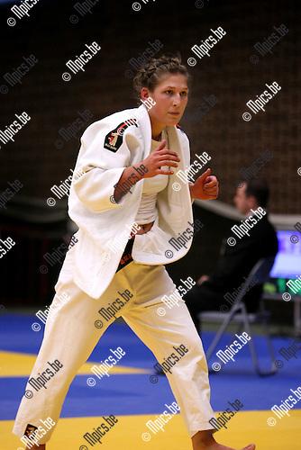 2008-10-18 / Judo / VK Herentals / Dames -78 / 2 Evens Gerty JC Lummen 3D LIM ..Foto: Maarten Straetemans (SMB)