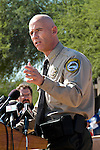 AJ ALEXANDER/AAP - Pinal County Sheriff Paul Babeu <br />