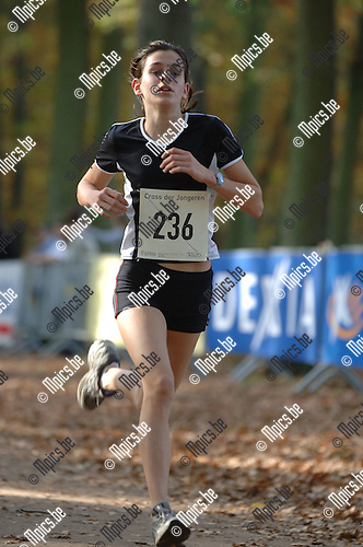 Jeugdloop Westerlo 2 kilometer: Eline Deboth uit Huldenberg