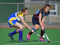 Girls 1st XI hockey. Kuranui College v Tararua College Sports Exchange at Clareville Twin Turfs in Carterton, New Zealand on Friday, 11 August 2017. Photo: Dave Lintott / lintottphoto.co.nz