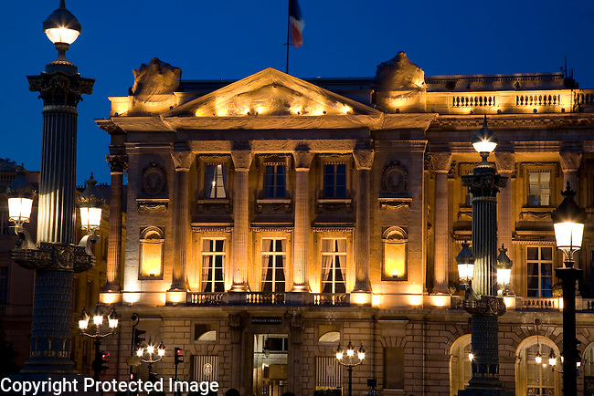 Hotel de Crillon, Paris, France, Europe
