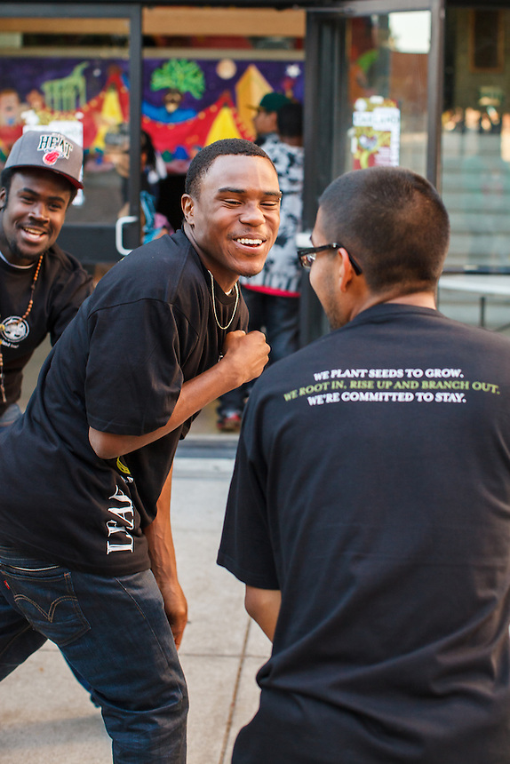 The 12Th Annual All Oakland Youth Talent Showcase was held Saturday May 19th at Laney College in Oakland, California. The non-profit Oakland Leaf organizes the event each year.