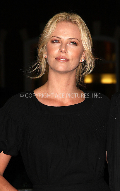 """Charlize Theron at the Q&A and screening of """"The Burning Plain"""" held at the Everyman Cinema in Hampstead, London - 03 March 2009..FAMOUS PICTURES AND FEATURES AGENCY 13 HARWOOD ROAD LONDON SW6 4QP UNITED KINGDOM tel +44 (0) 20 7731 9333 fax +44 (0) 20 7731 9330 e-mail info@famous.uk.com www.famous.uk.com.FAM25389"""