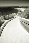 Path to the Beach, Corona del Mar, CA.
