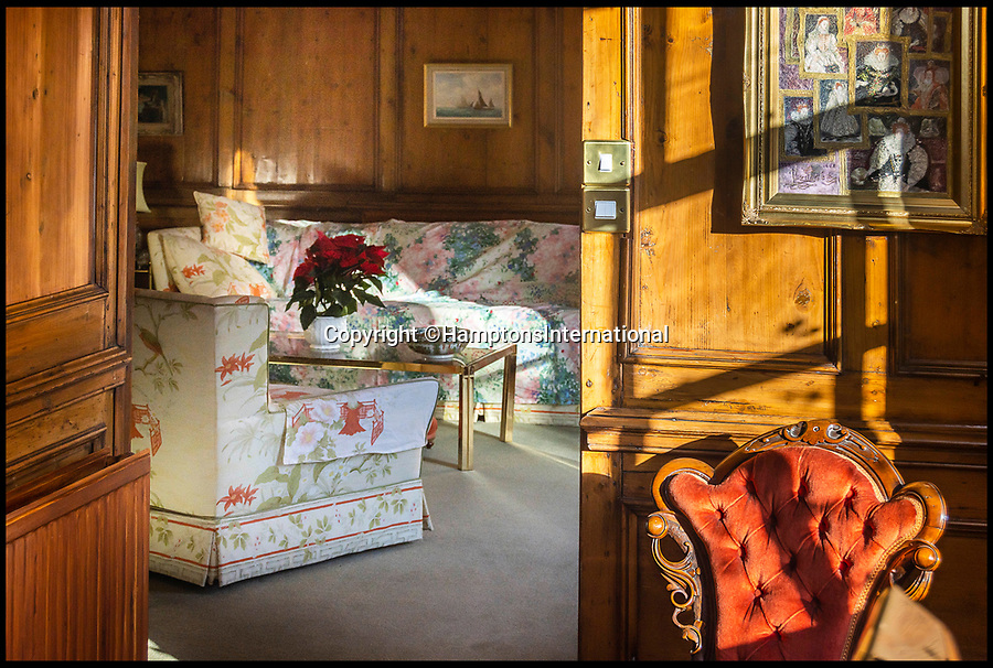 BNPS.co.uk (01202 558833)<br /> Pic:  HamptonsInternational/BNPS<br /> <br /> A 'walk-in wardrobe' of the Tudor monarchs that was once part of Queen Elizabeth I's favourite palace is now an elegant home that has gone on the market for £4m.<br /> <br /> A row of houses called the Wardrobe is one of just a few surviving parts of Richmond Palace, a once-grand royal residence near the River Thames in south-west London.<br /> <br /> It served as a place of storage for the personal possessions and clothing of the monarchs, including Kings Henry VII and VIII and Elizabeth I.