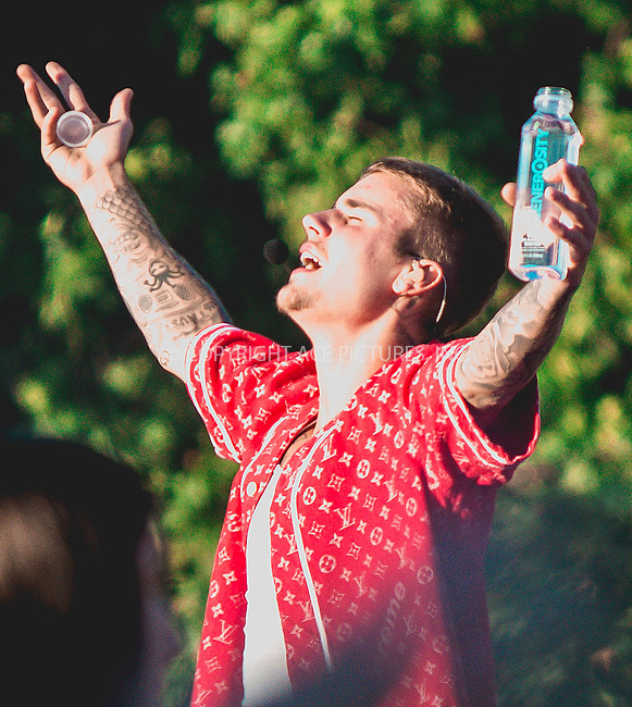 www.acepixs.com<br /> <br /> July 2 2017, London<br /> <br /> Justin Bieber performs at the Barclaycard British Summertime concert in Hyde Park at on July 2, 2017 in London, England<br /> <br /> <br /> By Line: Famous/ACE Pictures<br /> <br /> <br /> ACE Pictures Inc<br /> Tel: 6467670430<br /> Email: info@acepixs.com<br /> www.acepixs.com