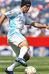 16 June 2007: Guatemala's Mario Rodriguez. The Canada Men's National team defeated the Guatemala Men's National Team 3-0 at Gillette Stadium in Foxboro, Massachusetts in a 2007 CONCACAF Gold Cup quarterfinal.