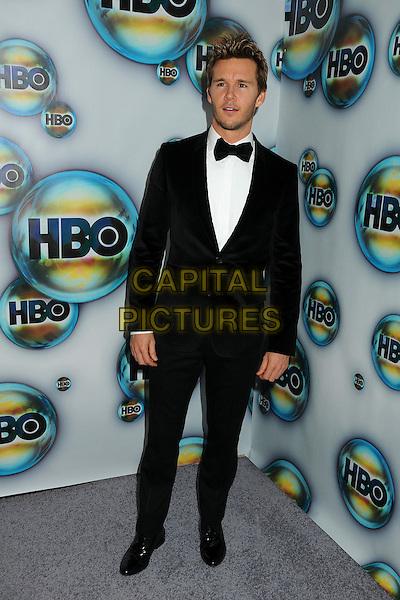 Ryan Kwanten.HBO 2012 Golden Globe Awards Post Party held at Circa 55 Restaurant, Beverly Hills, California, USA..January 15th, 2012.globes full length tuxedo black .CAP/ADM/BP.©Byron Purvis/AdMedia/Capital Pictures.