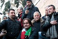 20131218 Manifestazione dei Forconi a Roma
