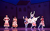 Don Quixote <br /> Les Ballets Trockadero de Monte Carlo <br /> at The Peacock Theatre, London, Great Britain <br /> press photocall <br /> 18th September 2015 <br /> <br /> Chase Johnsey as Yakatarina Verbosovich <br /> as Kitri <br /> <br /> Paolo Cervelliera as Vyacheslav Legupski as Basil <br /> <br /> Robert Carter as Olga Supphozova as Amour <br /> <br /> Raffaele Morra as Lariska Dumbcheno<br /> as Mother<br /> <br /> Carlos Renedo as Boris Nowitsky as Count <br /> <br /> Giovanni Goffredo and Joshua Thake as Gypsies <br /> and company <br /> <br /> <br /> <br /> Photograph by Elliott Franks <br /> Image licensed to Elliott Franks Photography Services