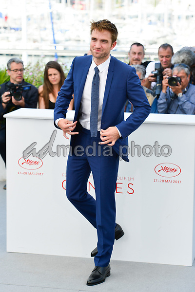 """25 May 2017 - Cannes, France - Robert Pattinson. """"Good Time"""" Photocall - The 70th Annual Cannes Film Festival. Photo Credit: Jan Sauerwein/face to face/AdMedia"""
