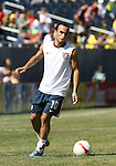 09 September 2007: The United States' Landon Donovan. The Brazil Men's National Team defeated the United States Men's National Team 4-2 at Soldier Field in Chicago, Illinois in an international friendly labeled the Clash of Champions.