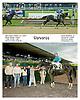 Varvaros winning at Delaware Park on 9/30/09
