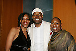 ATWT & AMC Lamman Rucker with his mom Nana Malaya (R) at the 2nd Annual AHEAD - Saving Lives Today - Sustaning Communities Tommorow - fundraising dinner on December 4, 2008 at the River Room, New York City, New York. MIssion of AHEAD is to work with underserved communities in developing countries to improve the quality of life by implrmenting programs that lead to seof-sufficiency and self-reliance. (Photo by Sue Coflin/Max Photos)
