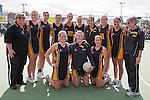 120901 Pukekohe Premier Gold Netball final - Bombay vs Maramarua