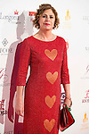 Agatha Ruiz de la Prada attends to the photocall of the Global Gift Gala at Cibeles Palace in Madrid. April 02, 2016. (ALTERPHOTOS/Borja B.Hojas)