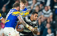 Picture by Allan McKenzie/SWpix.com - 19/04/2018 - Rugby League - Betfred Super League - Hull FC v Leeds Rhinos - KC Stadium, Kingston upon Hull, England - Albert Kelly.