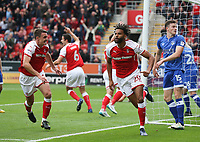 Rotherham United VS Oldham Athletic, New York Stadium Rotherham, Saturday 23rd September 2017 <br />