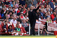 Arsenal manager Arsene Wenger during Arsenal vs Everton, Premier League Football at the Emirates Stadium on 21st May 2017