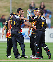 130113 HRV Cup T20 Cricket - Wellington Firebirds v Northern Knights