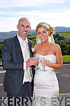 Elaine Coffey, Castleisland, daughter of Tom and Mary Coffey and Shane O'Shea, Tralee, son of Paddy and Stephanie O'shea were married at St. Stephen and Johns Church castle island by Fr. Liam OBrien on Saturday 23rd August 2014 with a reception at Ballyroe Heights hotel