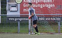 Torwart SinanLiberati (Büttelborn) - Büttelborn 15.05.2019: SKV Büttelborn vs. Kickers Offenbach, A-Junioren, Hessenpokal Halbfinale