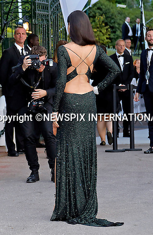 12.05.2015, Antibes; France: ADRIANA LIMA<br /> attends the Cinema Against AIDS amfAR Gala 2015 held at the Hotel du Cap, Eden Roc in Cap d'Antibes.<br /> MANDATORY PHOTO CREDIT: &copy;Thibault Daliphard/NEWSPIX INTERNATIONAL<br /> <br /> (Failure to credit will incur a surcharge of 100% of reproduction fees)<br /> <br /> **ALL FEES PAYABLE TO: &quot;NEWSPIX  INTERNATIONAL&quot;**<br /> <br /> Newspix International, 31 Chinnery Hill, Bishop's Stortford, ENGLAND CM23 3PS<br /> Tel:+441279 324672<br /> Fax: +441279656877<br /> Mobile:  07775681153<br /> e-mail: info@newspixinternational.co.uk
