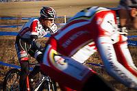 Cyclo-cross race