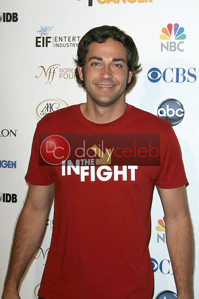 Zachary Levi<br />