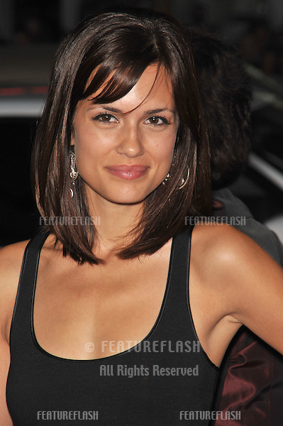 "Torrey DeVitto at the Los Angeles premiere of ""Eagle Eye"" at Grauman's Chinese Theatre, Hollywood..September 16, 2008  Los Angeles, CA.Picture: Paul Smith / Featureflash"