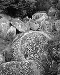 Huelgoat is famous for the picturesque groupings of giant rocks strewn about near the town.