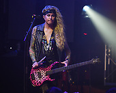 FORT LAUDERDALE, FL - NOVEMBER 03: Lexxi Foxx of Steel Panther performs at The Culture Room on November 3, 2017 in Fort Lauderdale, Florida. : Photo By Larry Marano © 2017