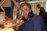 2004 File Photo -   Paul Arcand au 98,5 FM