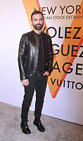 NEW YORK, NY October 26, 2017 Nicolas Ghesquiere attend  Volez Voguez Voyagez x Louis Vuitton - Exhibition Preview at the Former America Stock Exchanging Build in New York October 26,  2017. Credit:RW/MediaPunch /NortePhoto.com