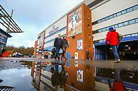 A general view of Ewood Park, home of Blackburn Rovers FC<br /> <br /> Photographer Alex Dodd/CameraSport<br /> <br /> The EFL Sky Bet Championship - Blackburn Rovers v Norwich City - Saturday 22nd December 2018 - Ewood Park - Blackburn<br /> <br /> World Copyright © 2018 CameraSport. All rights reserved. 43 Linden Ave. Countesthorpe. Leicester. England. LE8 5PG - Tel: +44 (0) 116 277 4147 - admin@camerasport.com - www.camerasport.com
