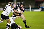 Danny Lee strides out of Danny Lee's tackle. Air New Zealand Cup rugby game between Counties Manukau Steelers & Hawkes Bay, played at Mt Smart Stadium on the 23rd of August 2007. Hawkes Bay won 38 - 14.