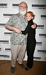 Phillip Bosco & Swoosie Kurtz attending the press Meet and Greet with the cast of The Roundabout Theatre Company production of HEARTBREAK HOUSE in New York City.<br />August 23, 2006
