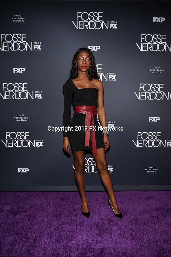 FX's Fosse Verdon Premiere Event, New York, NY, USA April 8