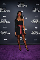 "NEW YORK - APRIL 8: Angelica Ross attends the premiere event for FX's ""Fosse Verdon"" presented by FX Networks, Fox 21 Television Studios, and FX Productions at the Gerald Schoenfeld Theatre on April 8, 2019 in New York City. (Photo by Anthony Behar/FX/PictureGroup)"