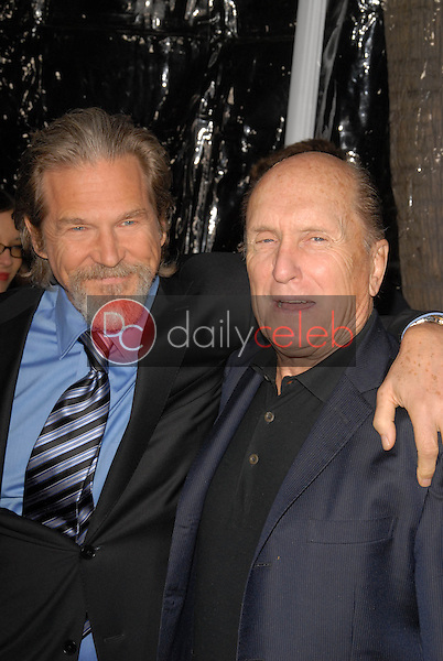 Jeff Bridges and Robert Duvall<br />