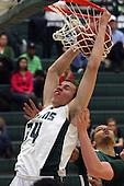 Farmington Hills Harrison at Lake Orion, Boys Varsity Basketball, 1/29/13