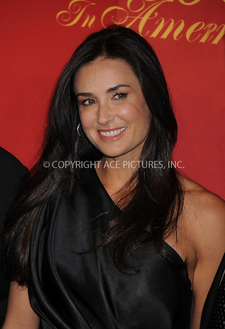 WWW.ACEPIXS.COM . . . . . ....April 30 2009, New York City....Actress Demi Moore arriving at the Cartier 100th Anniversary in America Celebration at Cartier Fifth Avenue Mansion on April 30, 2009 in New York City.....Please byline: KRISTIN CALLAHAN - ACEPIXS.COM.. . . . . . ..Ace Pictures, Inc:  ..tel: (212) 243 8787 or (646) 769 0430..e-mail: info@acepixs.com..web: http://www.acepixs.com