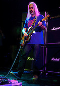 Dinosaur Jr - guitarist J Mascis - performing Live on the NME Tour at the Electric Ballroom in London UK - 04 Feb 2013.  Photo credit: Valerio Berdini/Music Pics Ltd/IconicPix