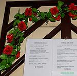 Osteria del Riona Restaurant, Rome, Italy